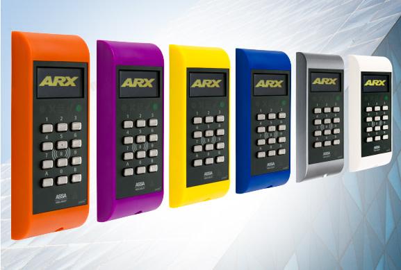 ASSA lanserar ARX säkerhetssystem – ett kombinerat passersystem och inbrottslarm