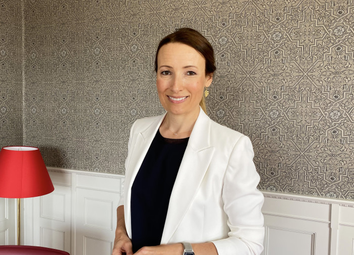 Heidi Stensmyren, ordförande Sveriges läkarförbund