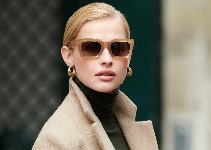 As sunnier days approach, these stylish specs will be a perfect addition to your wardrobe.