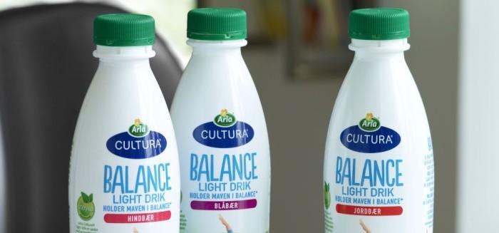 Populære drikkeyoghurter – nu med stevia