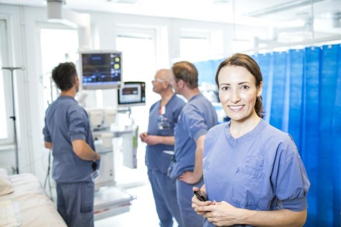 Nytt fyraårigt avtal mellan Sveriges läkarförbund och SKR