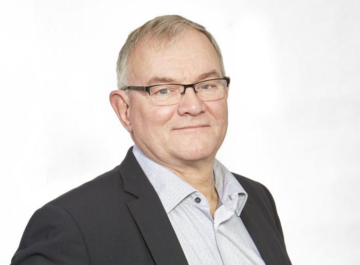 Arlas ordförande planerar för pension