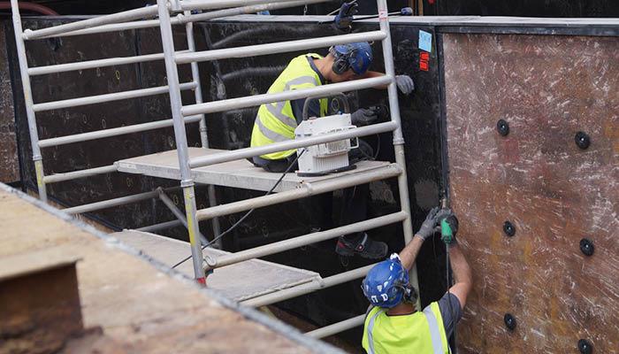 CPL Liner til lining af betonkonstruktioner