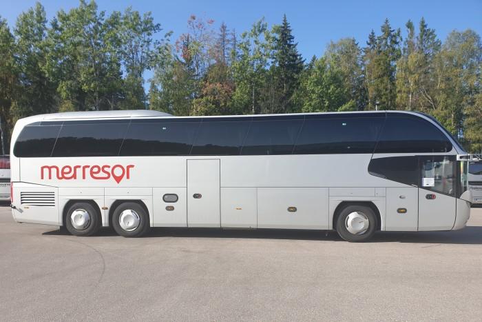 Flygbussarna Charter och Båtbussarna byter namn till Merresor