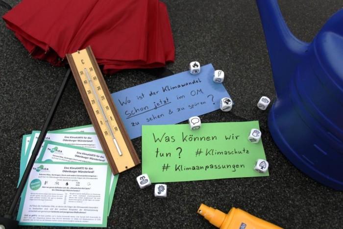 Klimawandelfolgen im Oldenburger Münsterland – TeRRIFICA-Projekt lädt zur Auftaktveranstaltung der Zukunftswerkstatt ein