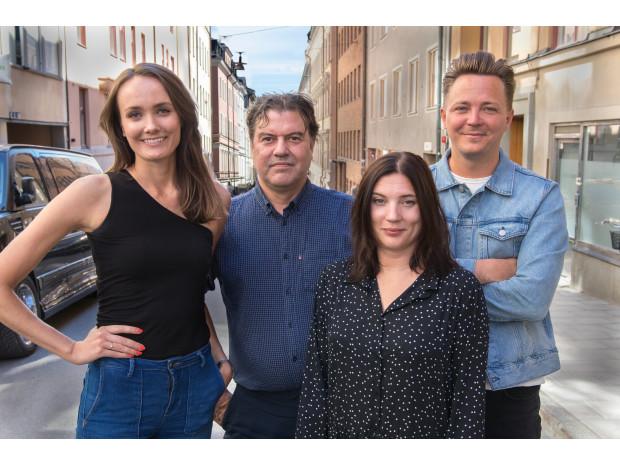 CUBE och United Screens i samarbete för att stärka sina erbjudanden mot kreatörer