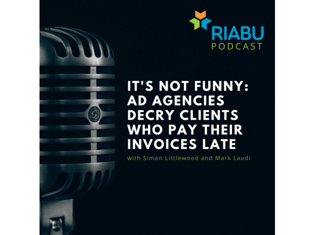 It's not funny: Ad agencies decry clients who pay their invoices late