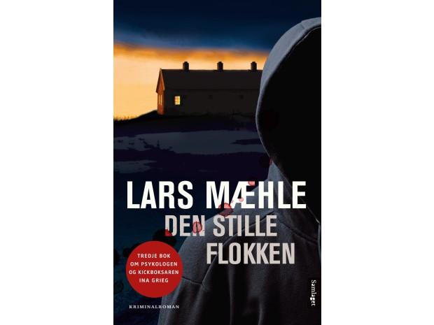 Lars Mæhle med ny kriminalroman!
