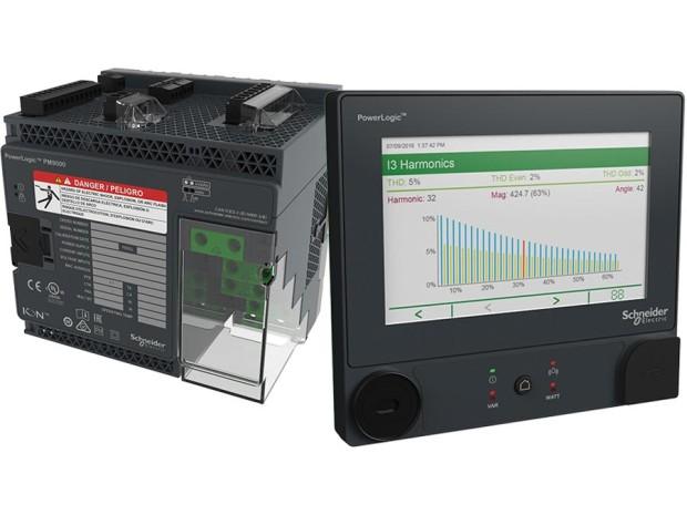 Luotettavampaa sähkönjakelua kriittisiin kohteisiin  Schneider Electriciltä  maailman edistyksellisin sähkönlaatumittari 5704dd7b6d
