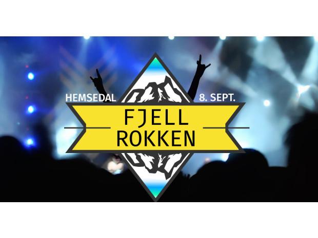 Fjellrokken 7-8. september i Hemsedal!