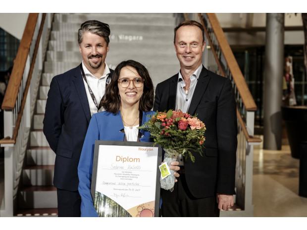 Nouryons nordiska forskarpris till Sabrina Valetti