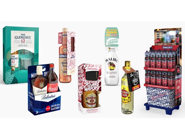 PoS geht auch nachhaltig! Die Frühjahrspromotions von Pernod Ricard Deutschland