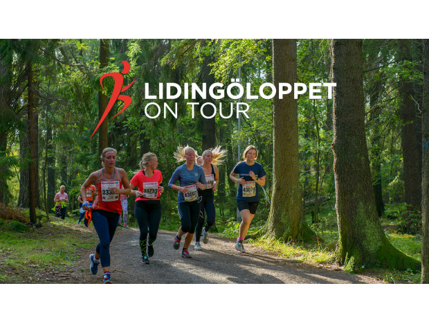 Seedning och inspiration med Lidingöloppet on Tour