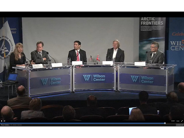 Did you miss the live stream of the Arctic Frontiers Abroad Seminar on Space Technology for a Smart and Resilient Arctic?
