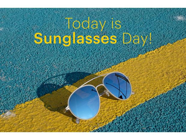 MODO Newsletter  | National Sunglasses Day
