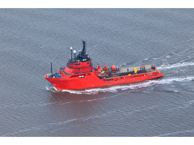 ESVAGT passes 20 years of service on the Siri field
