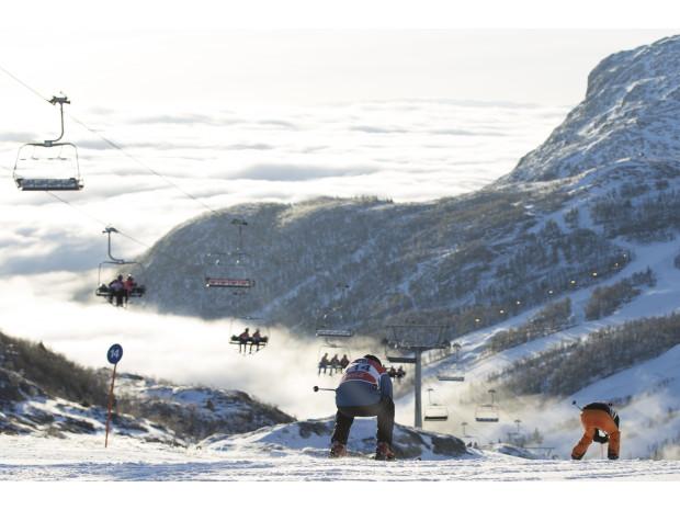 Rekord påmelding til skiracet Hemsedal Up N`Down 24. feb 2018!