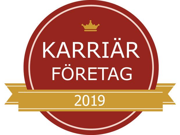 Sodexo utvald till Karriärföretag 2019