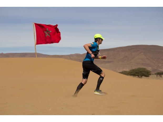 Studenten AP Hogeschool zetten schouders onder Trans Zagora Trail in Marokko