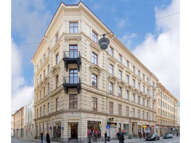 Axfast energieffektiviserar i centrala Stockholm