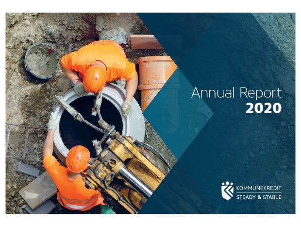 KommuneKredit announces Annual Report 2020