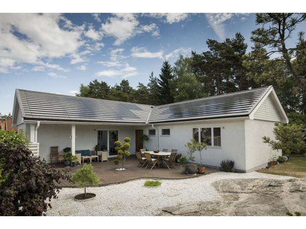Snabbt växande marknadsintresse för Moniers integrerade solenergitak