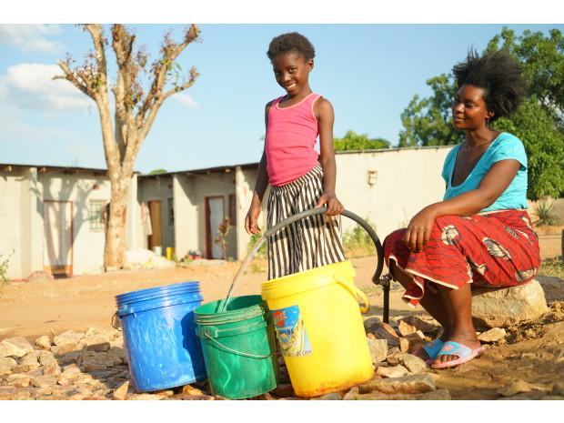 WaterAid startar demokrati- och vattenprojekt i Zambia med stöd från Postkodlotteriet
