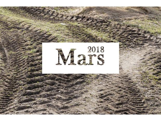 Bilmarknaden mars 2018