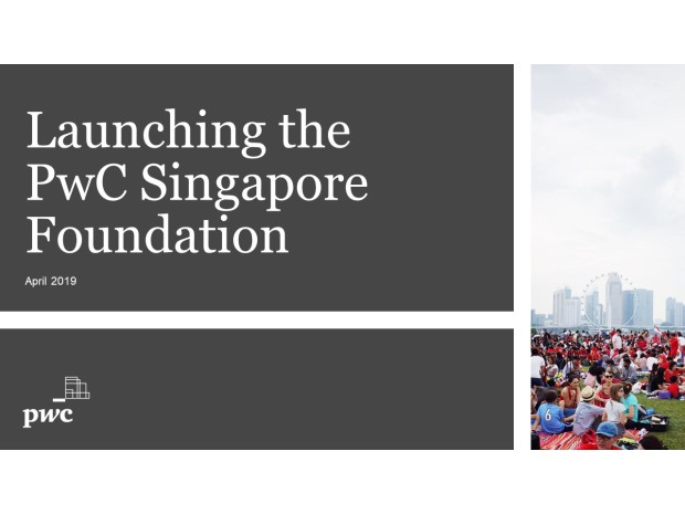 f7004d133 PwC Singapore launches new charitable foundation