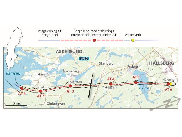 Pressinbjudan: Information om samrådsunderlaget till stor infrastrukturinvestering i Örebro län.