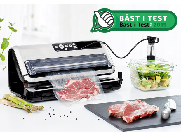 Foodsaver Flow - Bäst i Test!