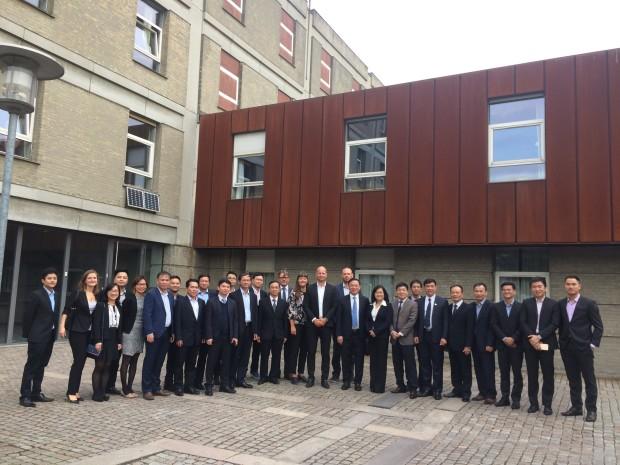 Danske energiløsninger hitter i Vietnam