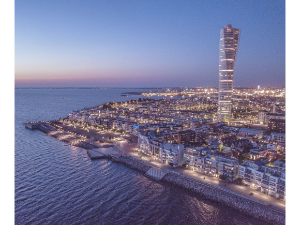 Västra Hamnen i Malmö hållbarhetssäkras med Citylab – målet är att bli Sveriges mest hållbara stadsdel 2035
