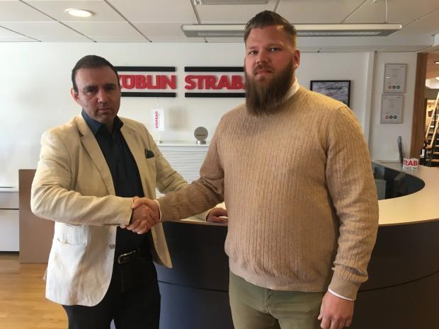 Uthyrningsbolag skriver avtal med Züblin