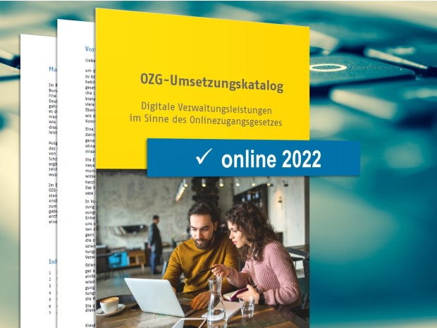 OZG - Onlinezugangsgesetz als Compliance-Herausforderung