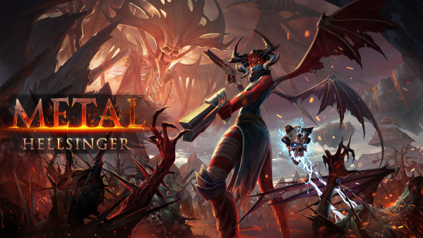 Funcom Releases Gameplay Music Video for Rhythm FPS Metal: Hellsinger