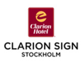 Clarion Hotel Sign