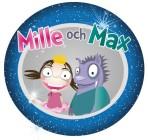 MIlle och Max