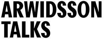 Arwidsson Talks