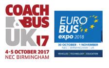 EuroBus Expo/Coach & Bus UK