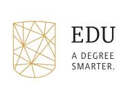 EDU. A degree smarter