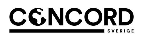CONCORD Sverige