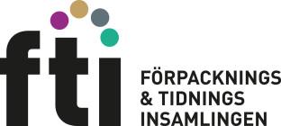 FTI – Förpacknings- och Tidningsinsamlingen