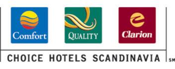 Choice Hotels Scandinavia AS