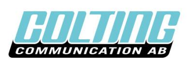 Colting Communication AB