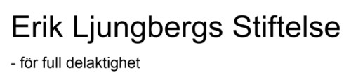 Erik Ljungbergs Stiftelse