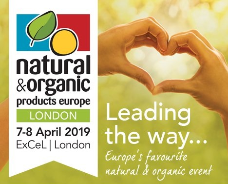 Go to Natural & Organic Products Europe's Newsroom