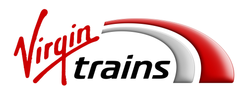 Image result for virgin trains logo