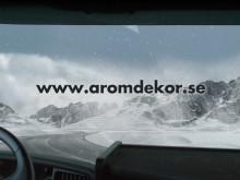Arom-dekor Kemi gör Sveriges första spolarvätska som godkänts av Naturskyddsföreningen!