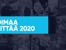 Voimaa yrittää 2020 Imatralla 10.1.2020 - tervetuloa!